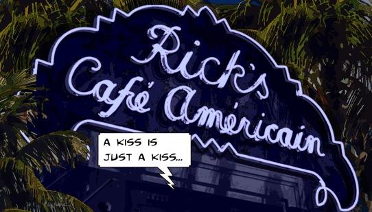 Kiss -- Medium 90x50 219€ // Large 140x80 429€