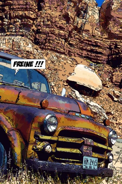 Freine -- Medium 60x90 229€ // Large 80x120 359€