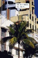 Miami Cavalier -- Medium 60x90 229€// Large 80x120 359€