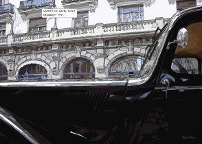 Traction Pierrot -- Medium 80x60 219€ // Large 140x100 429€