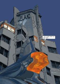 Pontiac Delano night -- Medium 70x100 259€ // Large 100x140 429€