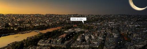 Paris Voeu -- Medium 120x40 259€ // Large180x60 429€