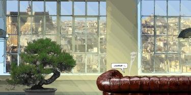 Loft bonsai Enfer -- Medium 100x50 229€ // Large 160x80 479€ // XLarge 200x100 529€