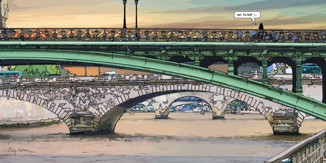 Pont vert -- Medium 100x50 229€ // Large 200x100 529€